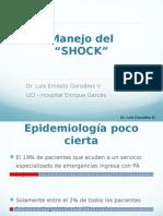 Manejo Del Choque UTE Pregrado 2015