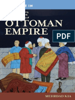 Kia, Mehrdad. Daily Life in the Ottoman Empire (2011)