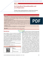A Comparative Study of Intrathecal Dexmedetomidine and Fentanyl as Adjuvants to Bupivacaine,2011