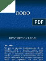 Derecho Penal II - Robo
