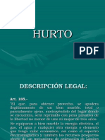 Derecho Penal II - Hurto