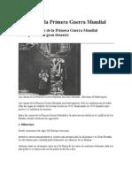 5 Causas de La Primera Guerra Mundial