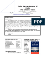 Newsletter2015 November
