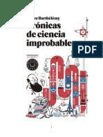 Barthelemy Pierre - Cronicas de Ciencia Improbable