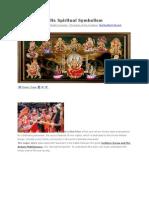 navaratri and its spiritual symbolism