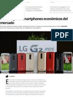Los 5 Mejores Smartphones Económicos Del Mercado _ La Voz Del Interior