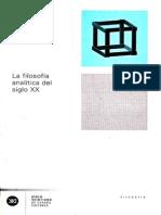 Stroll La Filosofía Analítica