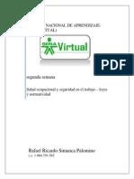 Solucion Taller Segunda Semana-salud ocupacional sena virtual