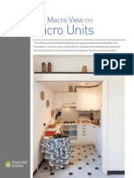 The Macro View on Micro Units