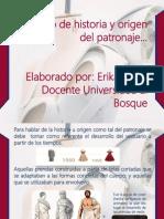 Historia Del Patronaje