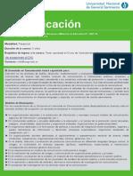 Licenciatura en Comunicación1