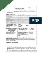 Perfil de Proyecto Del Sena