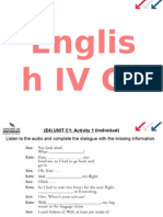 English IV c1