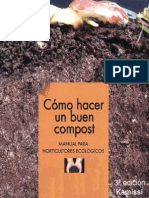 Como Hacer Un Buen Compost