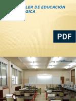 Aula-taller de Educación Tecnológica