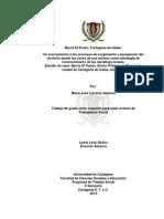 Informe de Ivestigación El Pozón, Un Acercamiento a Los Procesos de Surgimiento y Apropiación De