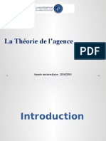 Théorie de Lagence