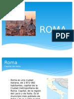 Urbanismo ROMA
