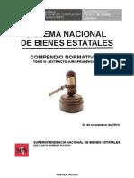 Extracto Jurisprudencial SNBE - Al 28-11-2014
