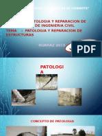 Patologias en Estructuras en Ing Civil