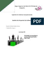 Actividad02 Gestion de Software