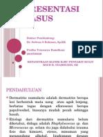 Dermatitis Numularis FIRDHA