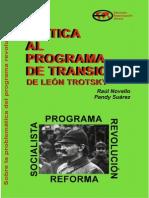 Crítica Del Programa de Transición de Trotsky