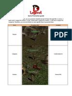 Darkeden Legend - Items Promotion Guide