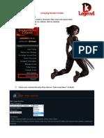 Darkeden Legend - Jumping System Guide
