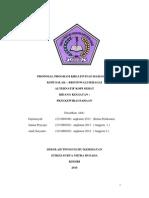 Rancangan PKMK STIKES SURYA MITRA HUSADA