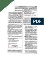 DL- 1062 - Ley de Inocuidad