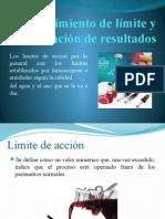 Establecimiento de Límite y Evaluación de Resultados