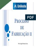 Aula 01-Processo de Fabricação Ll