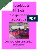 Presentación Blog