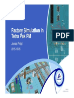 FlexSimposium - Tetra Pak - Factory Simulation