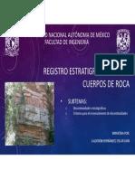 Registro estratigrafico