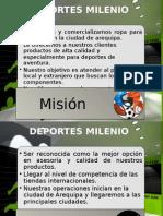 MISION VISION DOFA Tienda deportes.pptx