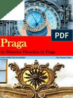 As Mansões Filosofais de Praga (2013) - Vitor Manuel Adrião