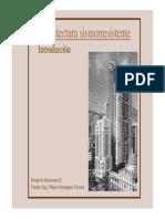 d2 Arquitectura Sismorresistente Intro