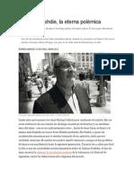 Salman Rushdie, La Eterna Polémica