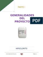 HIPOCLORITO PRESENTACION