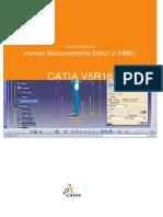 CATIA Human Measurements Editor 2 (HME)