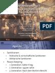 Int. Konfliktforschung II - Woche 05 - Peace-Enforcement & Peace-Keeping