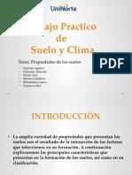 Suelo y Clima Propiedades Del Suelo MODIFICADO