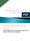 Comunicación y Salud Exposición