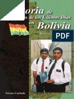 Historia de Los Santos de Los Ultimos Dias en Bolivia