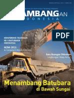 Majalah Pertambangan Edisi 1