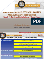 9 Elect Inst Three Phase measurement