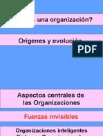 ¿Que es organización ?