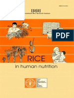 FAO_Rice in Human Nutrition